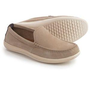 COLE HAAN Men's Barley Nubuck Slip On Loafers